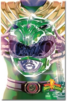 POWER RANGERS GREEN 0-F