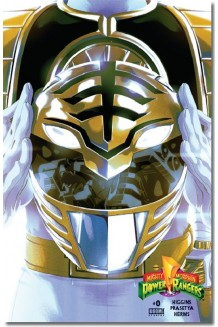 POWER RANGER WHITE 0-G