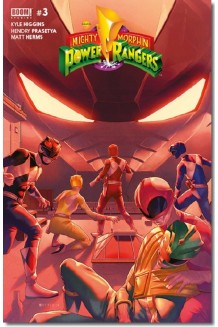 POWER RANGERS  N° 3-A