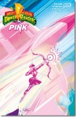 MIGHTY MORPHIN POWER RANGERS: PINK N° 1-A