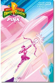 MIGHTY MORPHIN POWER RANGERS: PINK N° 1