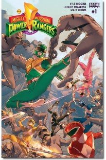 POWER RANGERS  N° 1-A