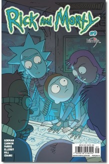 RICK AND MORTY N° 9-A