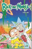 RICK AND MORTY TOMO N°1