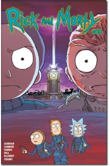 RICK AND MORTY N° 10-A