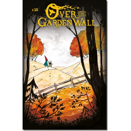 OVER THE GARDEN WALL ONGOING N° 10-A