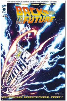 BACK TO THE FUTURE N° 6