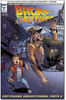BACK TO THE FUTURE N° 7-A