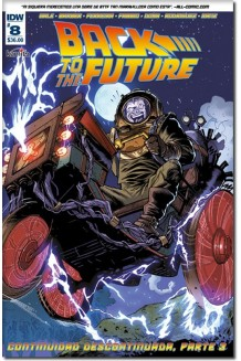 BACK TO THE FUTURE N° 8-A