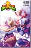 MIGHTY MORPHIN POWER RANGERS N° 10-A