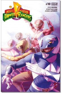 MIGHTY MORPHIN POWER RANGERS N° 10