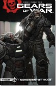GEARS OF WAR  N° 3 (PORTADA BRILLANTE)