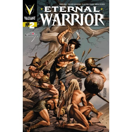 ETERNAL WARRIOR N° 2