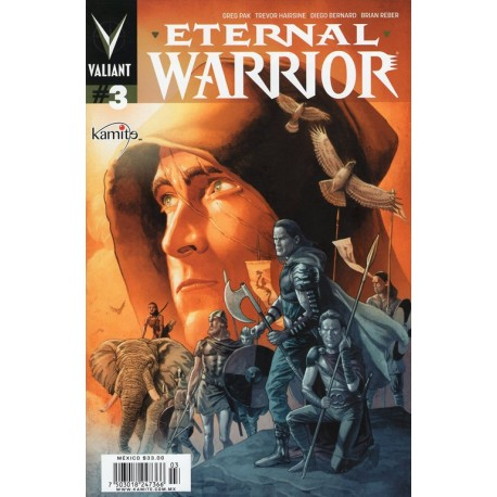 ETERNAL WARRIOR N° 3