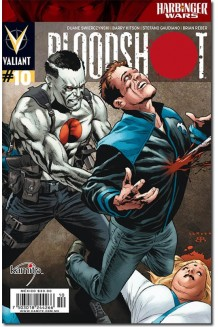BLOODSHOT N° 10