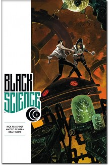 BLACK SCIENCE N° 6
