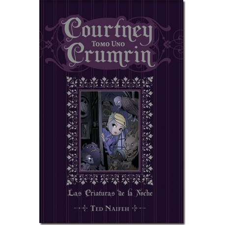 COURTNEY CRUMRIN N° 1