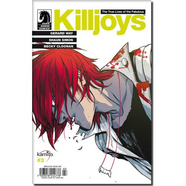 KILLJOYS N°3