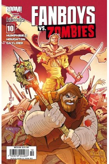 FANBOYS VS. ZOMBIES N° 10