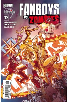 FANBOYS VS. ZOMBIES N° 12