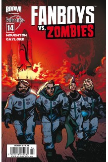FANBOYS VS. ZOMBIES N° 14