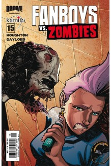 FANBOYS VS. ZOMBIES N° 15