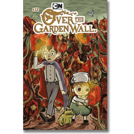 OVER THE GARDEN WALL ONGOING N° 12-A