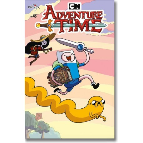 ADVENTURE TIME N° 45-A