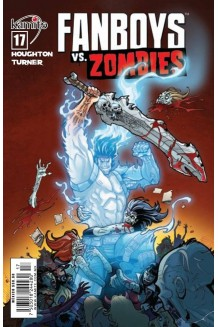 FANBOYS VS. ZOMBIES N° 17