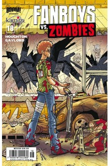 FANBOYS VS. ZOMBIES N° 18
