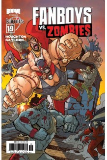 FANBOYS VS. ZOMBIES N° 19