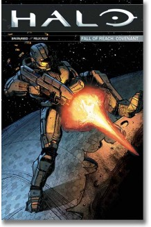 HALO FALL OF REACH: COVENANT  (TOMO) N° 2-B