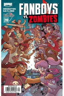 FANBOYS VS. ZOMBIES N° 20