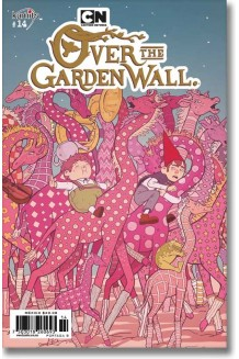 OVER THE GARDEN WALL ONGOING N° 14-B