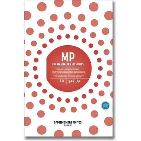 THE MANHATTAN PROJECTS N° 10