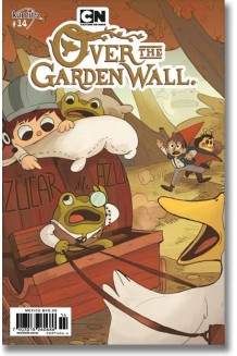 OVER THE GARDEN WALL ONGOING N° 14-A