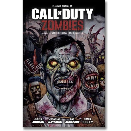 CALL OF DUTY ZOMBIES UNICA