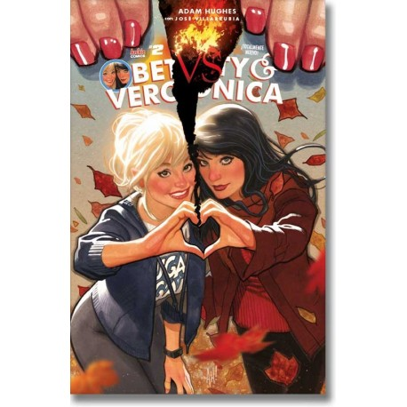 BETTY & VERONICA N° 2-A