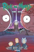RICK AND MORTY TOMO N°2-B