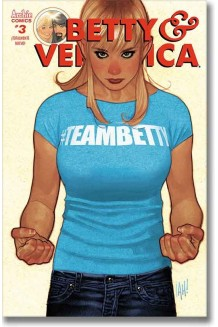 BETTY & VERONICA N° 3-A