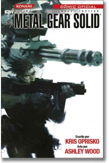 METAL GEAR SOLID N° 1-A
