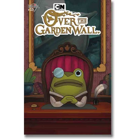 OVER THE GARDEN WALL ONGOING N° 15-A