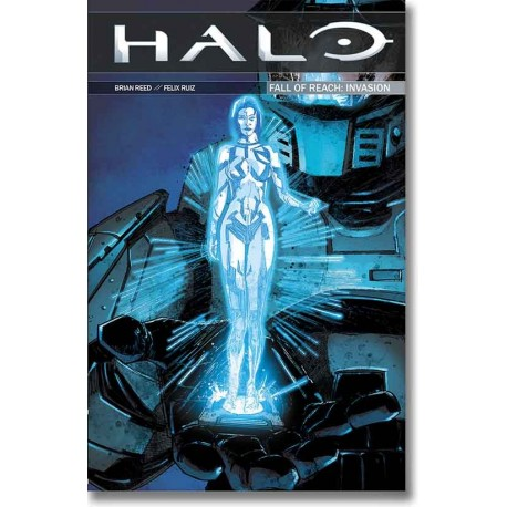 HALO  FALL OF REACH TOMO 3-A INVASION
