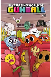 GUMBALL N° 2-A