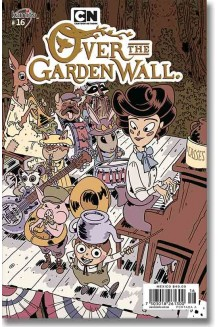 OVER THE GARDEN WALL ONGOING N° 16-A