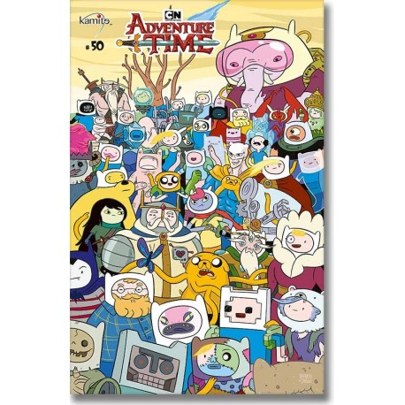 ADVENTURE TIME N° 50-A
