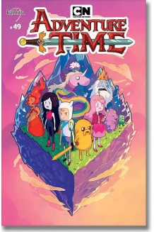 ADVENTURE TIME N° 49-A