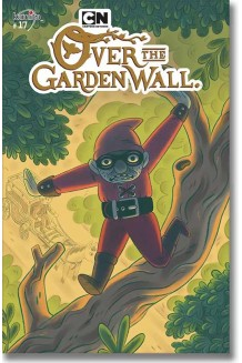OVER THE GARDEN WALL ONGOING N° 17-A