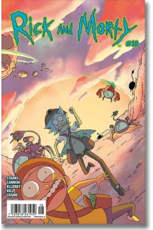 RICK AND MORTY N° 18-A