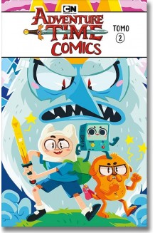 ADVENTURE TIME COMICS TOMO N° 2-A